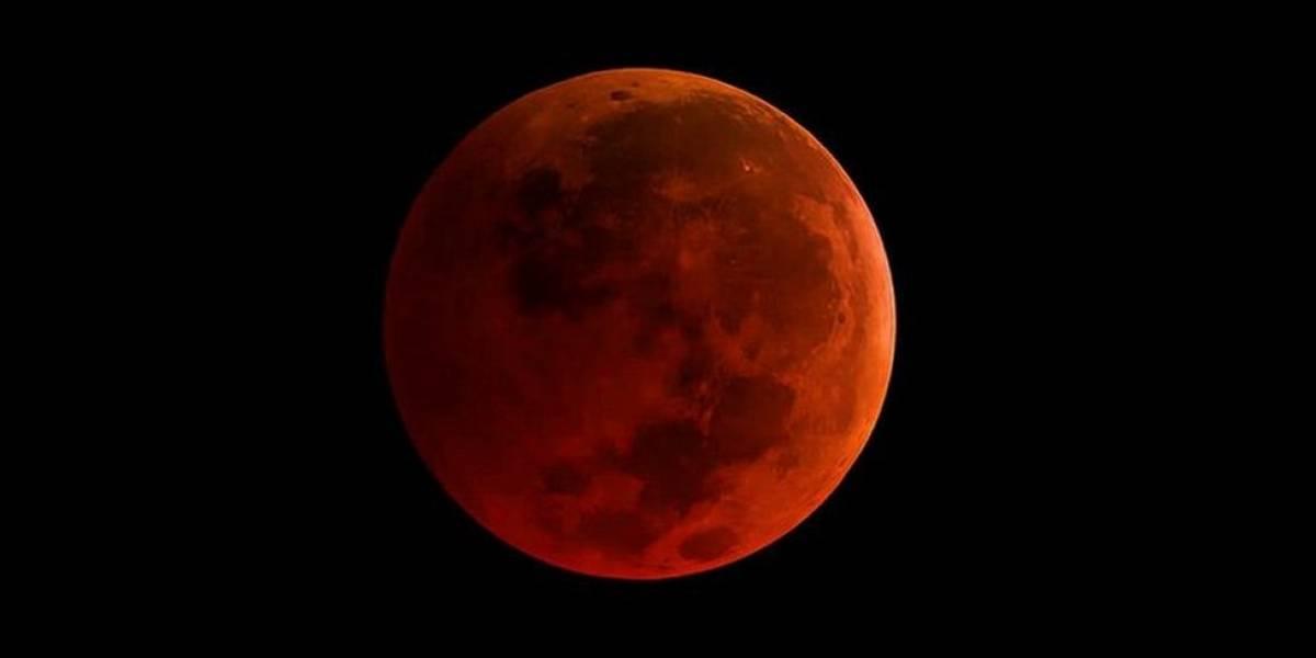 """Eclipse lunar: Veja """"Lua de sangue"""" em transmissão ao vivo da Nasa"""