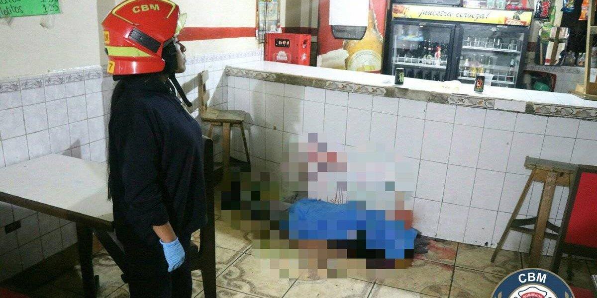 Dos mujeres mueren tras ataque armado en cevichería en El Milagro