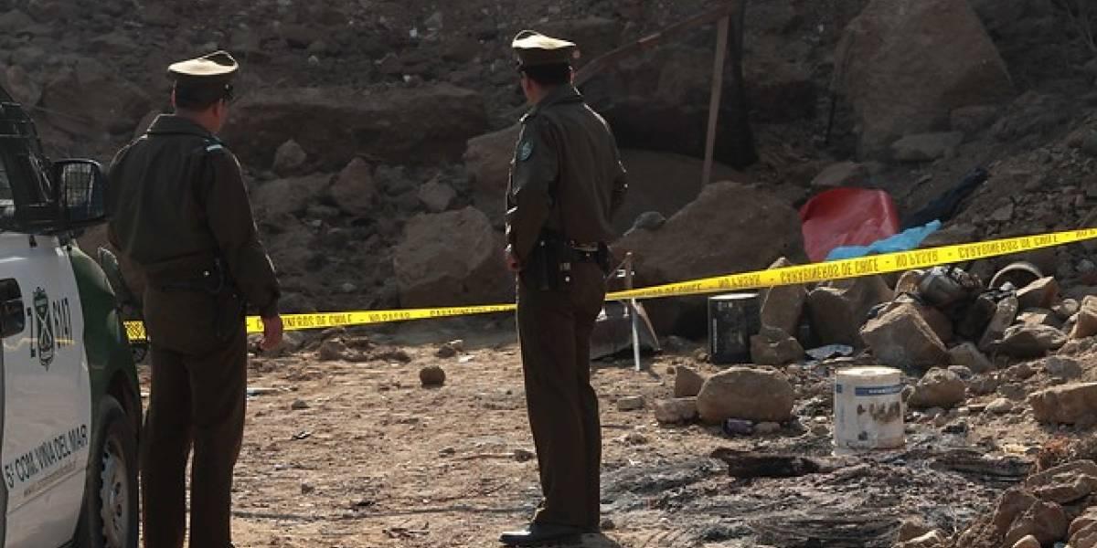 Tragedia en Colina: hombre muere aplastado por las rocas tras derrumbe al interior de cueva