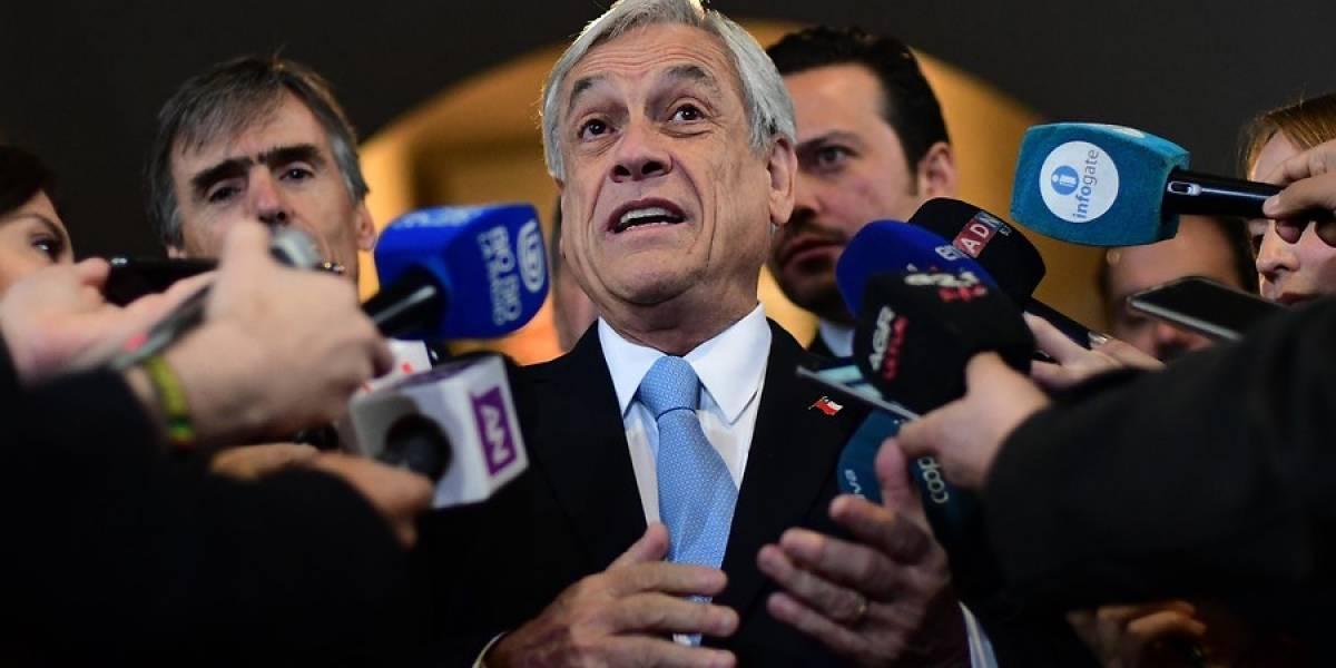 """La """"filosófica"""" reflexión de Piñera por cierre de planta de Iansa en Linares y que provocó revuelo en redes sociales"""