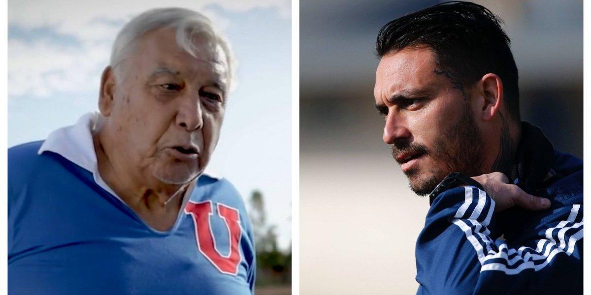 """El """"Tanque"""" Carlos Campos embistió con todo a Pinilla tras su ida a Colón: """"Es un pelotudo"""""""