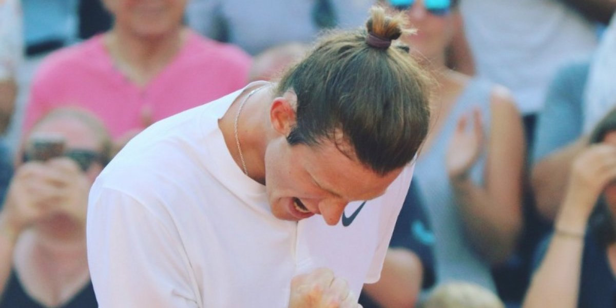 Nicolás Jarry dio el salto de calidad: venció al octavo del mundo y está en las semifinales de Hamburgo
