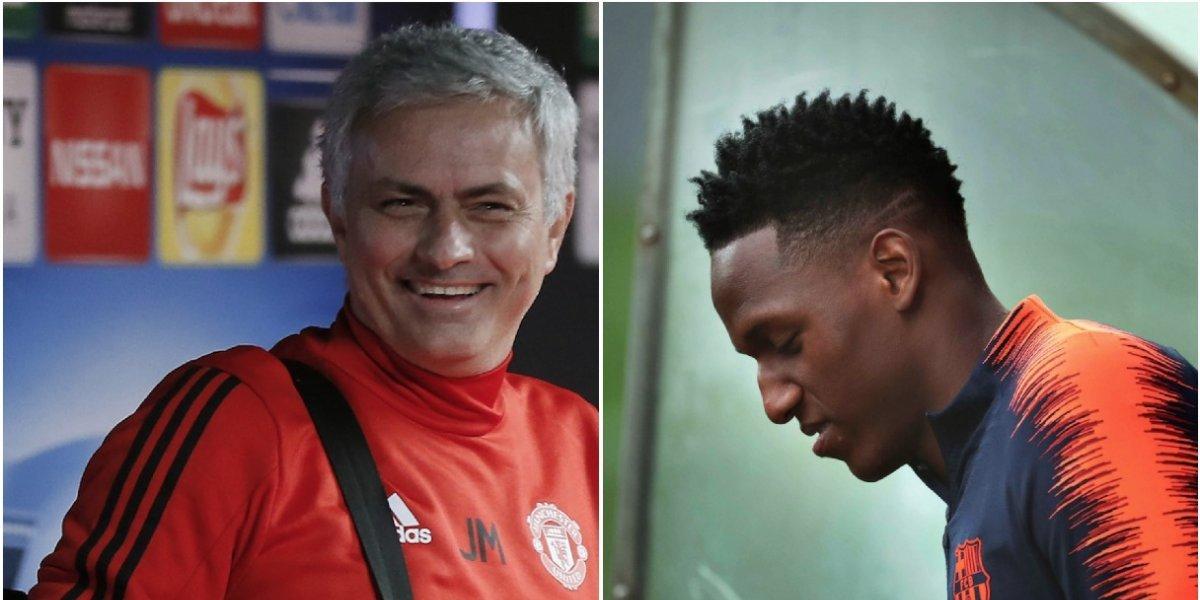 Mourinho no quiere a Yerry en el Manchester United, sino a Harry