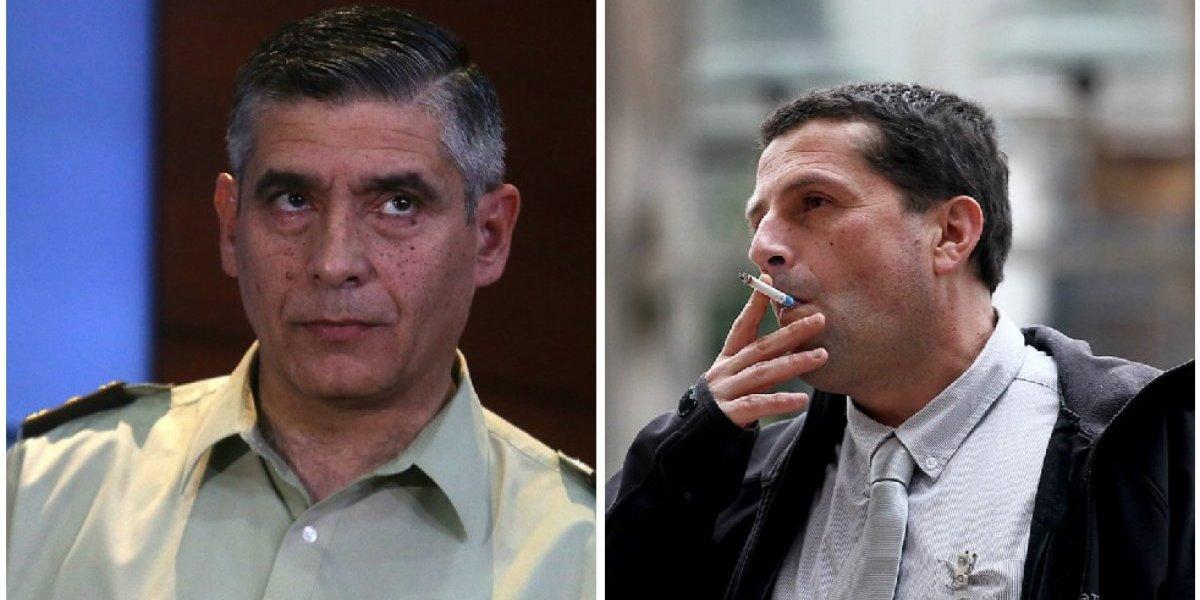 """General (R) de Carabineros y """"El Profesor"""" Alex Smith en el ojo de """"Huracán"""": decretan prisión preventiva por presunto montaje"""