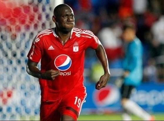 Llegó Cristian Martínez Borja, nuevo delantero de Liga de Quito