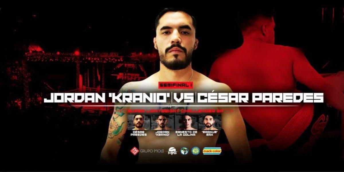 César Paredes Tamayo pelea mañana en Brasil por un título