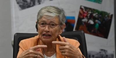 Carol Bellamy, exdirectora del Cuerpo de Paz de EE. UU.