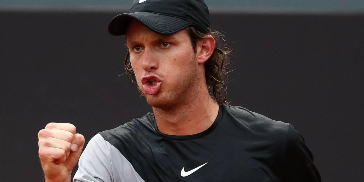 Reescribe la historia: Nicolás Jarry logra hitos que no se veían desde la época de la Generación Dorada del tenis
