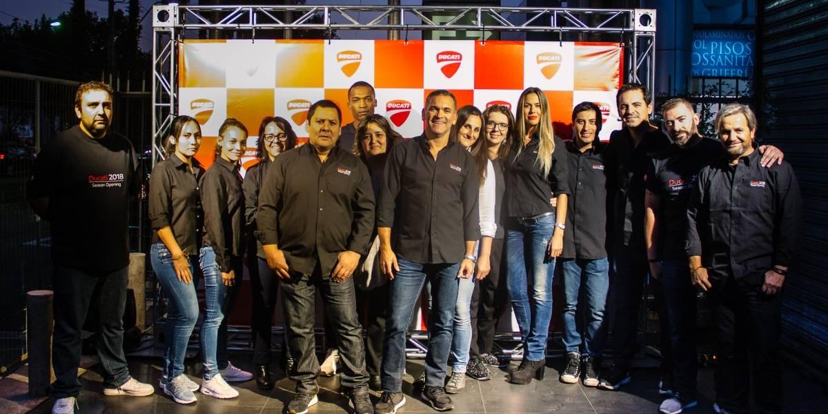 Ducati celebra un extraordinario primer semestre