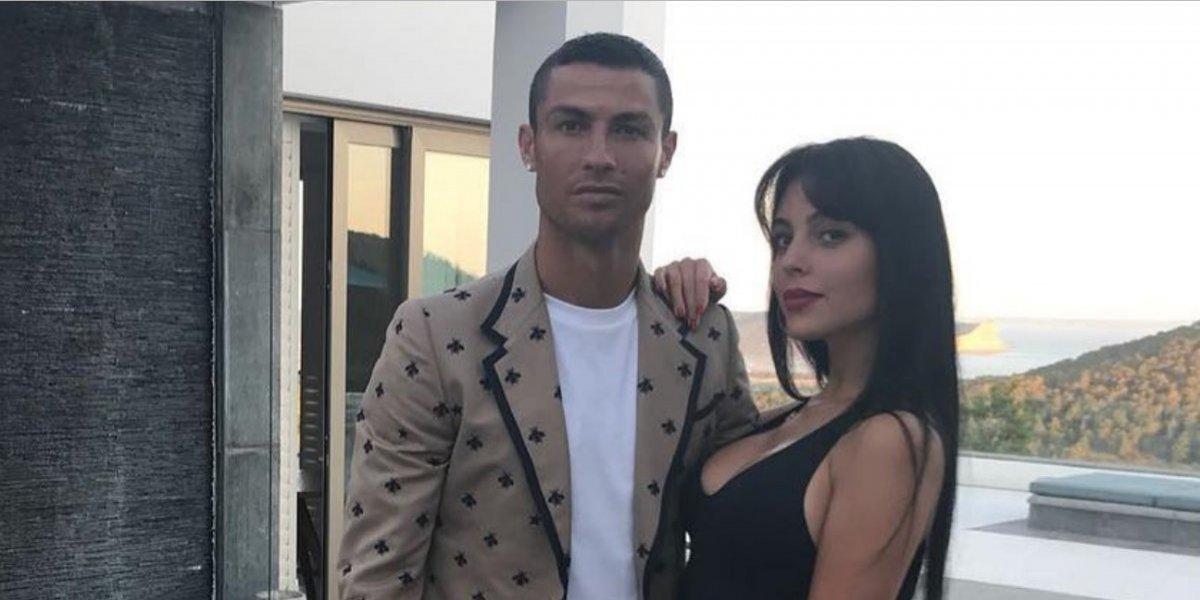 ¡El encuentro más esperado! Dybala y Cristiano Ronaldo se presentaron como compañeros