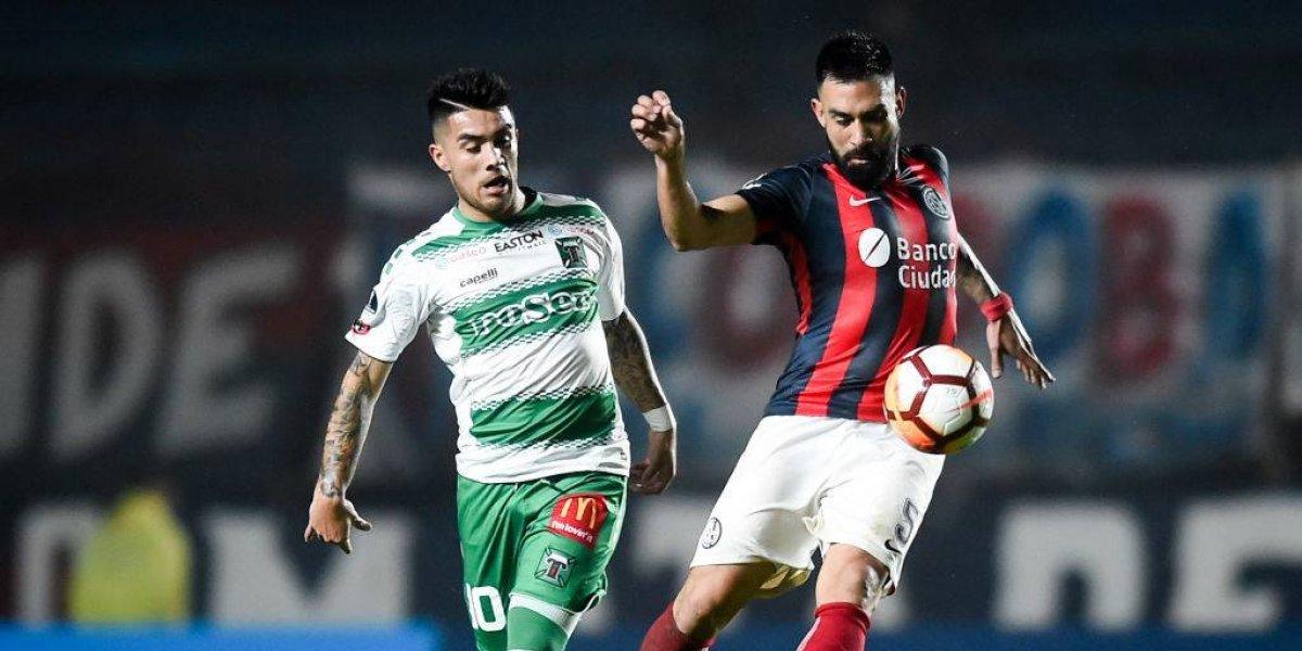 """Jonathan Requena no ayudó mucho: """"Temuco sabía que había estado en otra lista de la Sudamericana"""""""