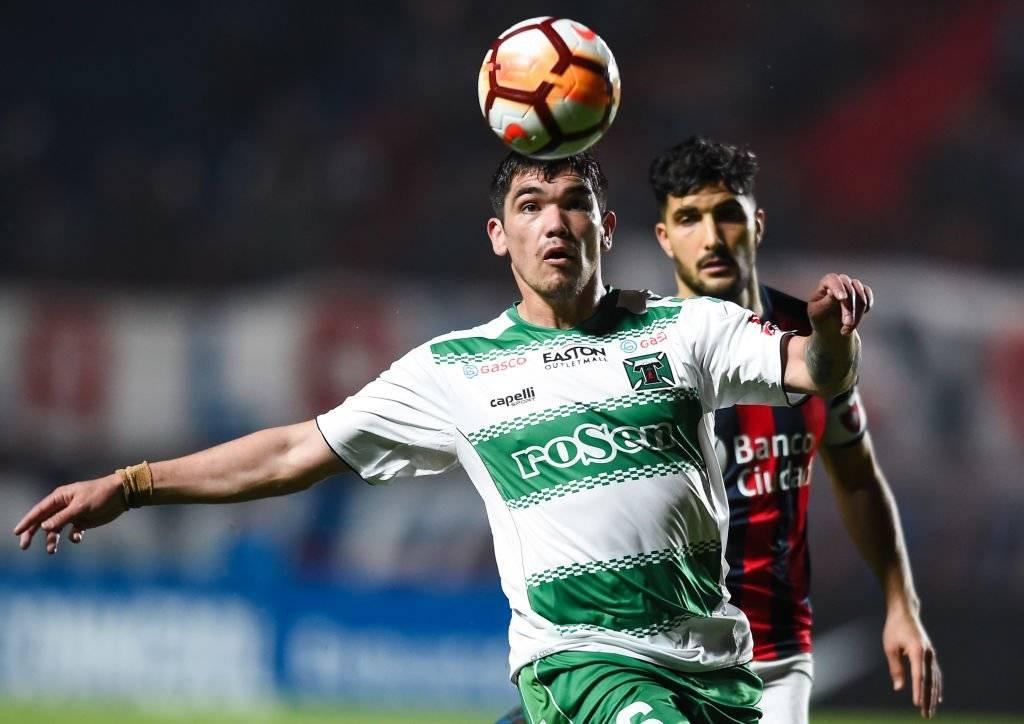 Temuco arriesga perder por secretaría los 3 puntos que ganó en cancha ante San Lorenzo / Foto: Getty Images