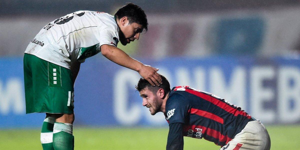 Deportes Temuco le permitió a Chile quedar arriba de Argentina en el mano a mano de la Sudamericana