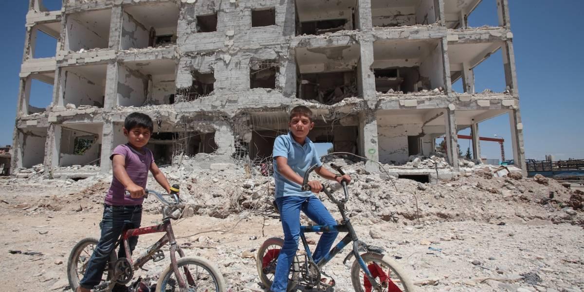 Más de 7 mil niños han sido víctimas de la Guerra en Siria: ONU