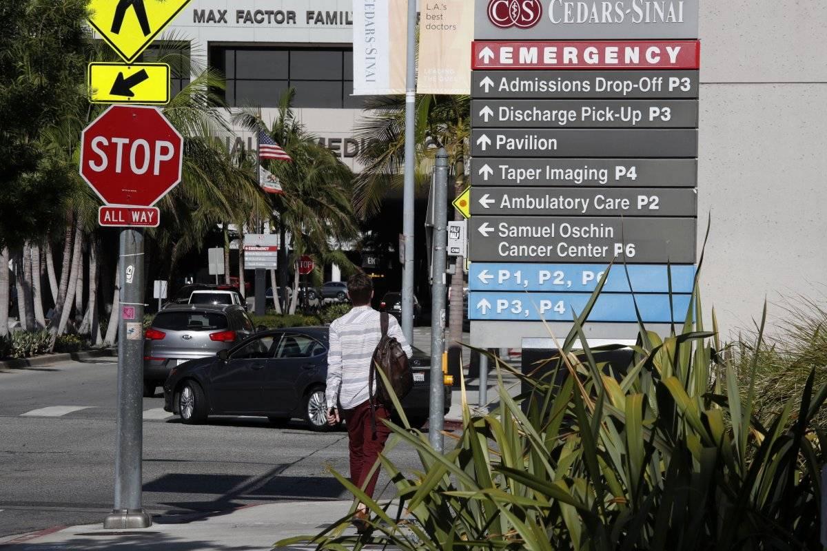 Hospital donde atendieron a Demi Lovato EFE