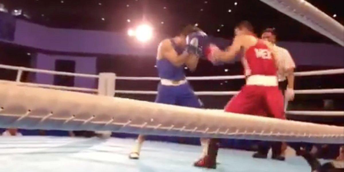 VIDEO. Guatemalteco avanza a las semifinales, así fueron sus fuertes golpes