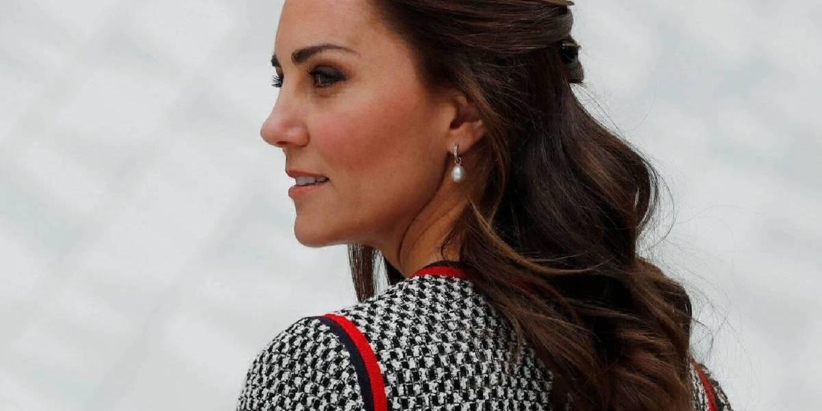 Kate Middleton é a nova duquesa de vermelho; entenda o motivo