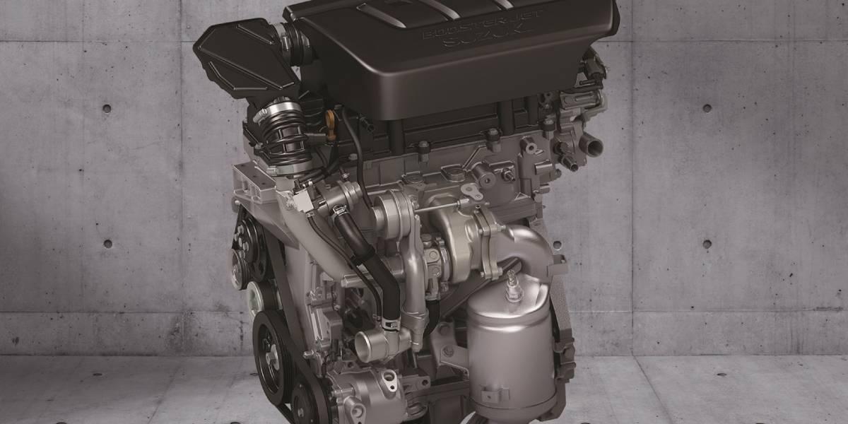 El motor Boosterjet, una de las claves del éxito para Suzuki
