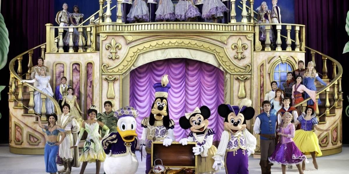 Disney On Ice: Así es el nuevo show que aterriza en Chile