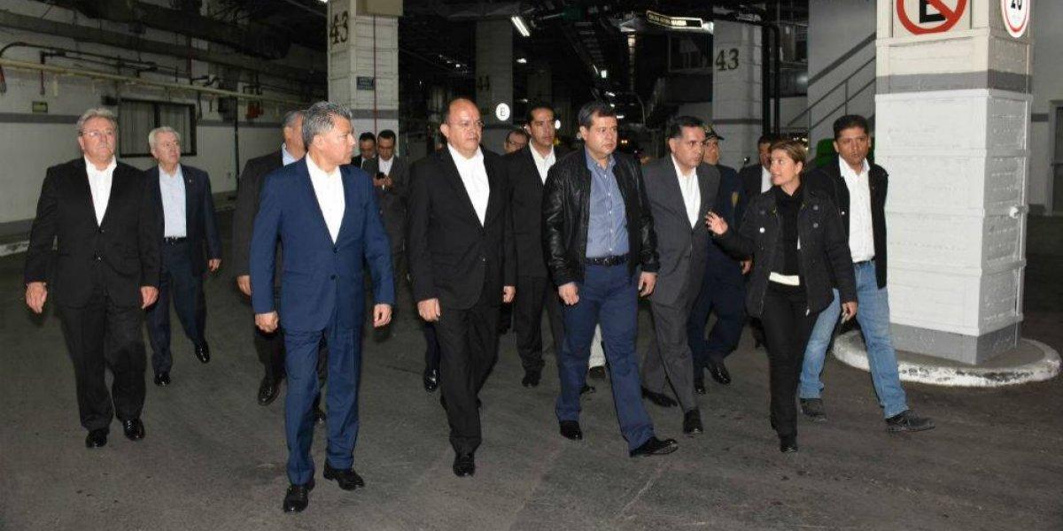 Gobierno de la CDMX revisa medidas de seguridad en Perisur