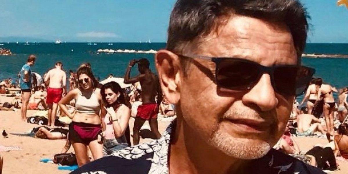 Silverio Pérez orgulloso de su hija lesbiana