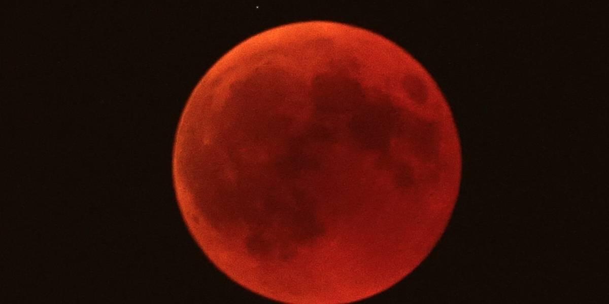 Conoce los detalles del eclipse lunar de esta noche