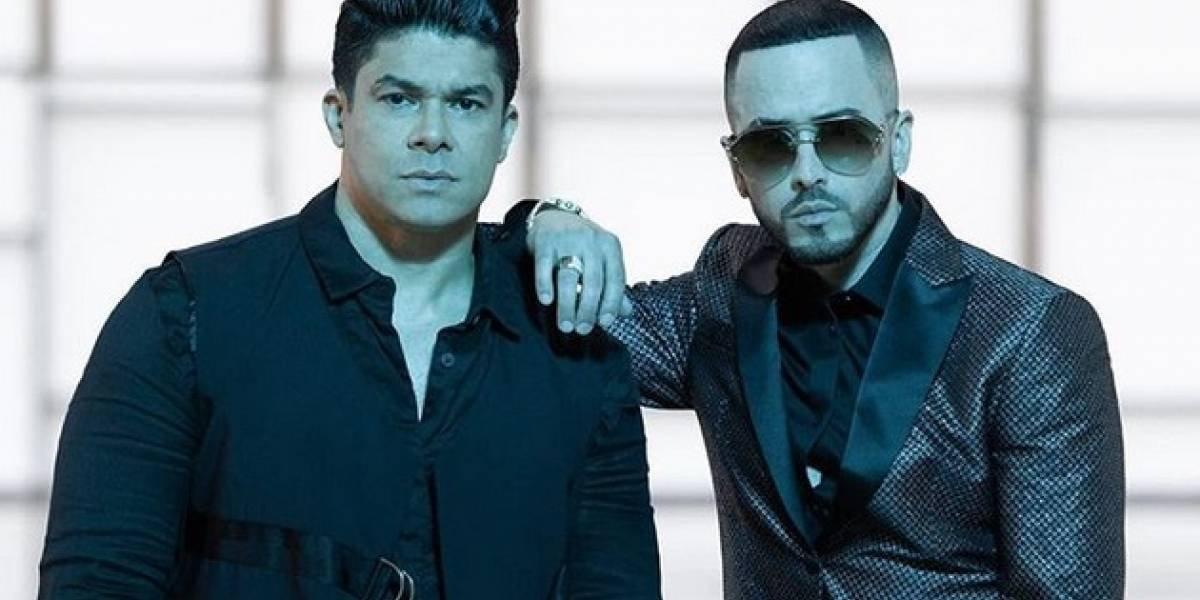 """Jerry Rivera presenta """"Mira"""" junto con Yandel"""
