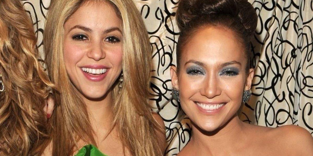 Por un video, usuarios acusan a Shakira de copiarle a Jennifer López