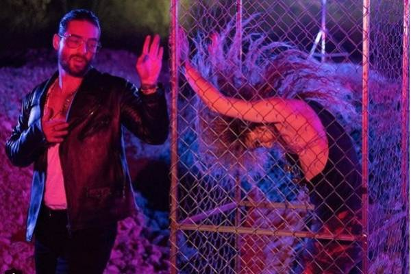 Shakira y Maluma, video Clandestino
