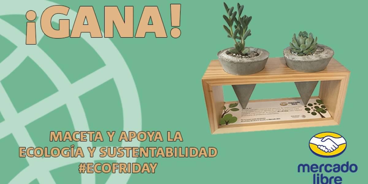 ¡Gana! con #EcoFriday