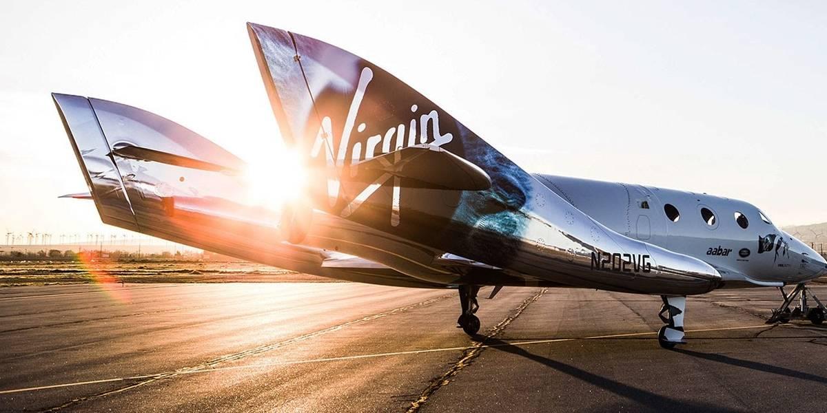 Virgin Galactic irá al espacio en semanas, según su CEO