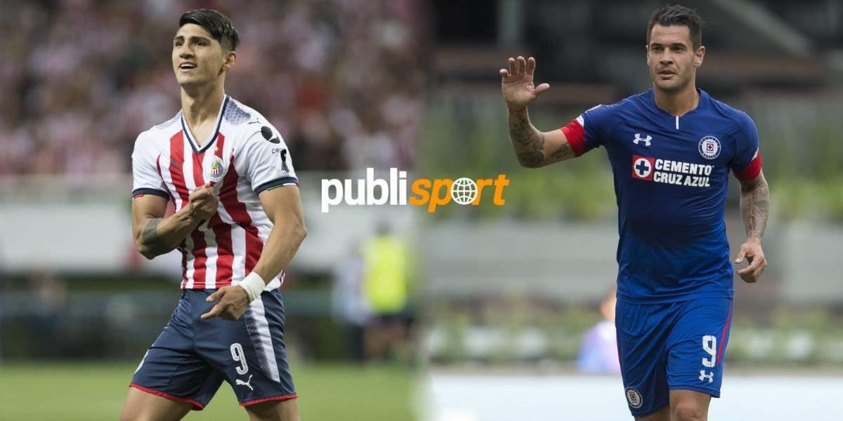 Chivas vs Cruz Azul, ¿dónde y a qué hora ver el partido?