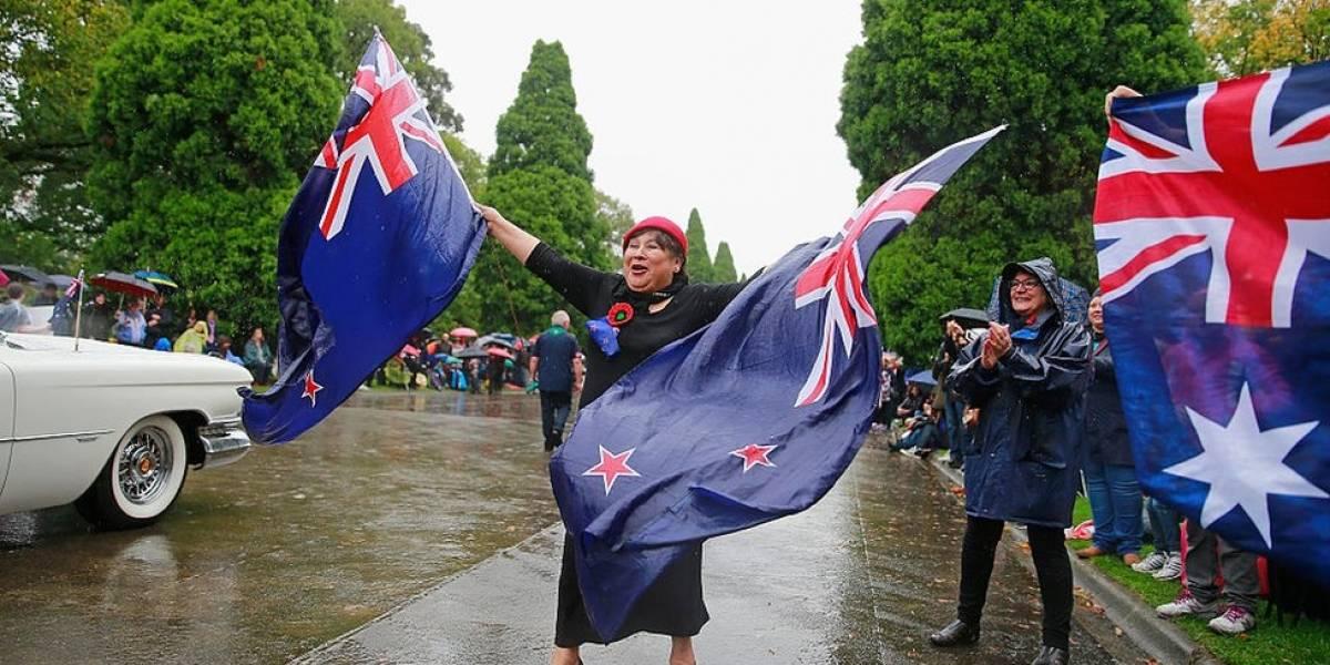 'Nossa bandeira foi copiada': a polêmica que simboliza tensões entre Austrália e Nova Zelândia