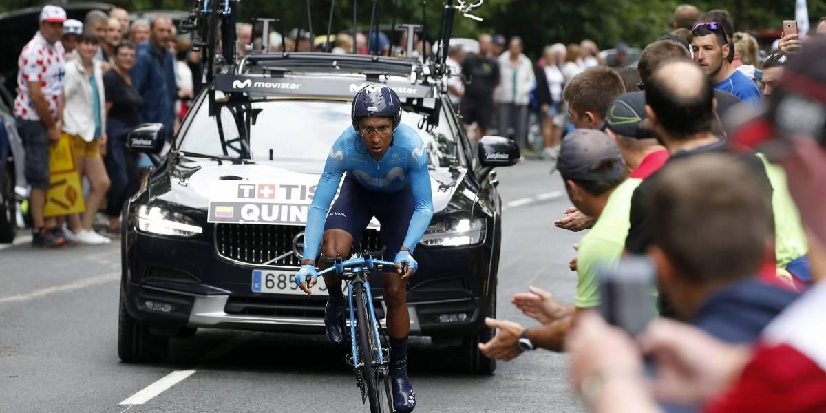 Se acabó el Tour de Francia: Froome se sube al podio y Nairo volvió a caer en la general