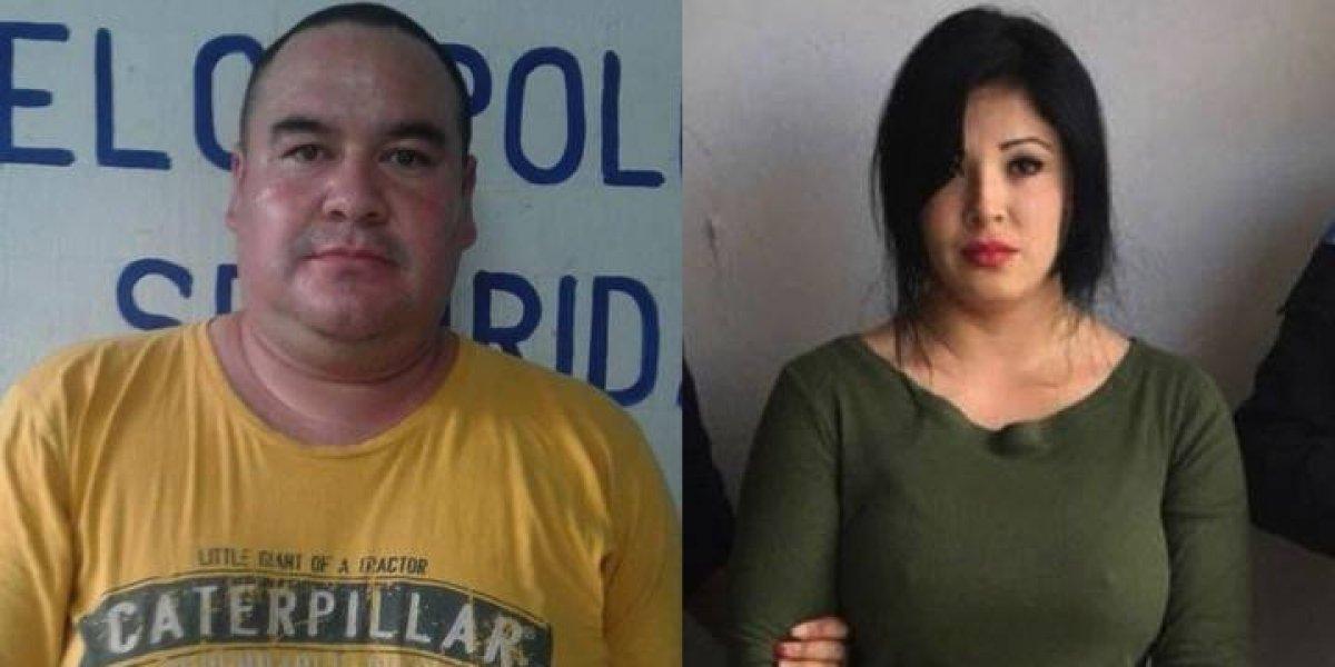 """Caso contra """"Tono"""" y """"la China"""" pasa a juzgado de femicidio"""