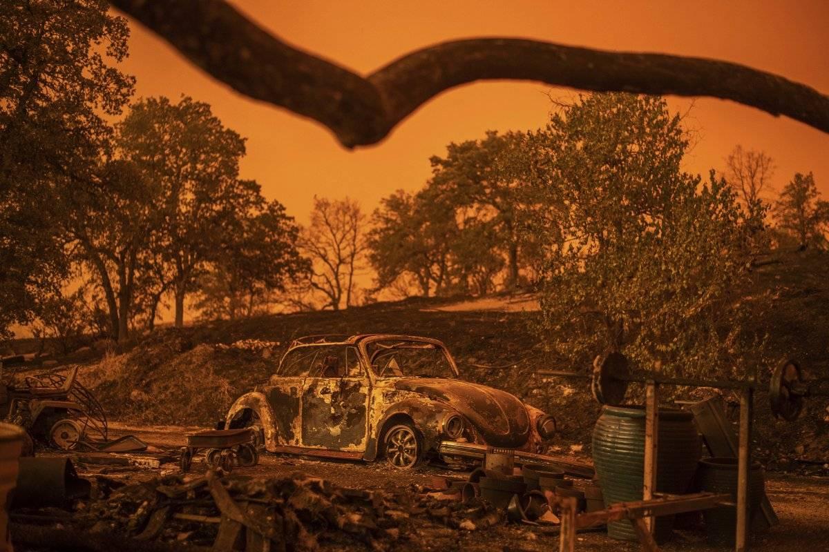Incendios en California