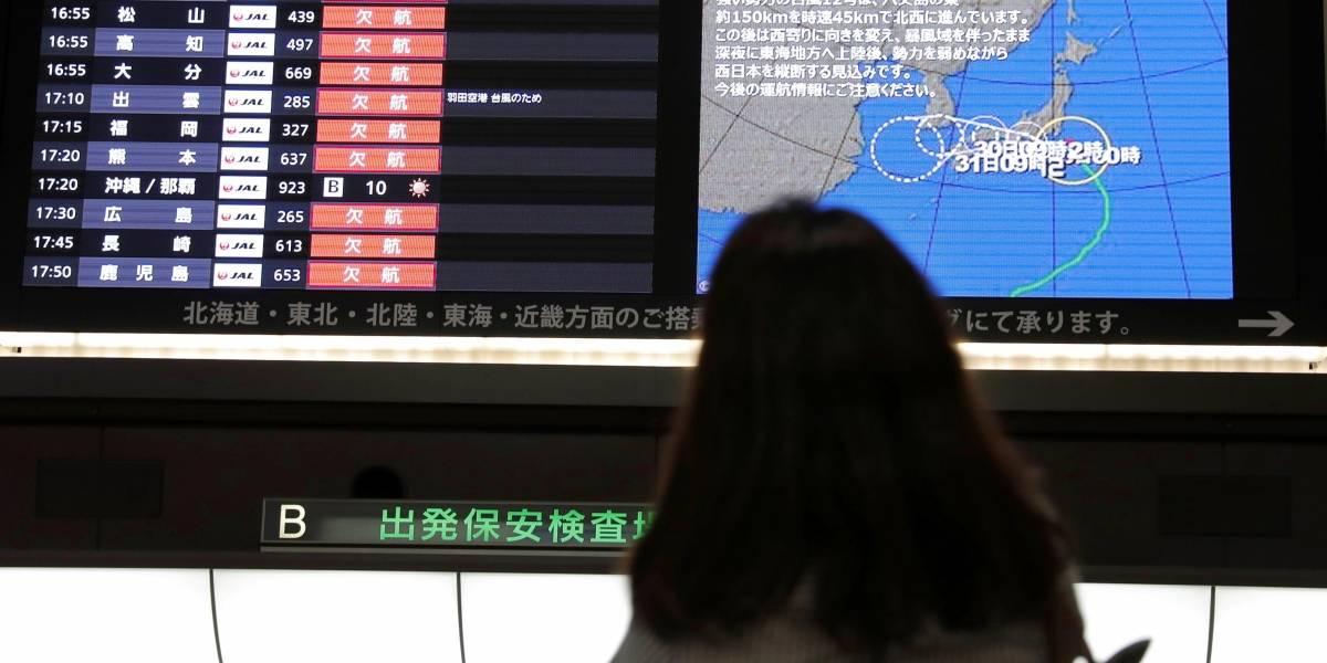 Tifón Jongdari llega a Japón, donde ya van más de 200 muertes por lluvias