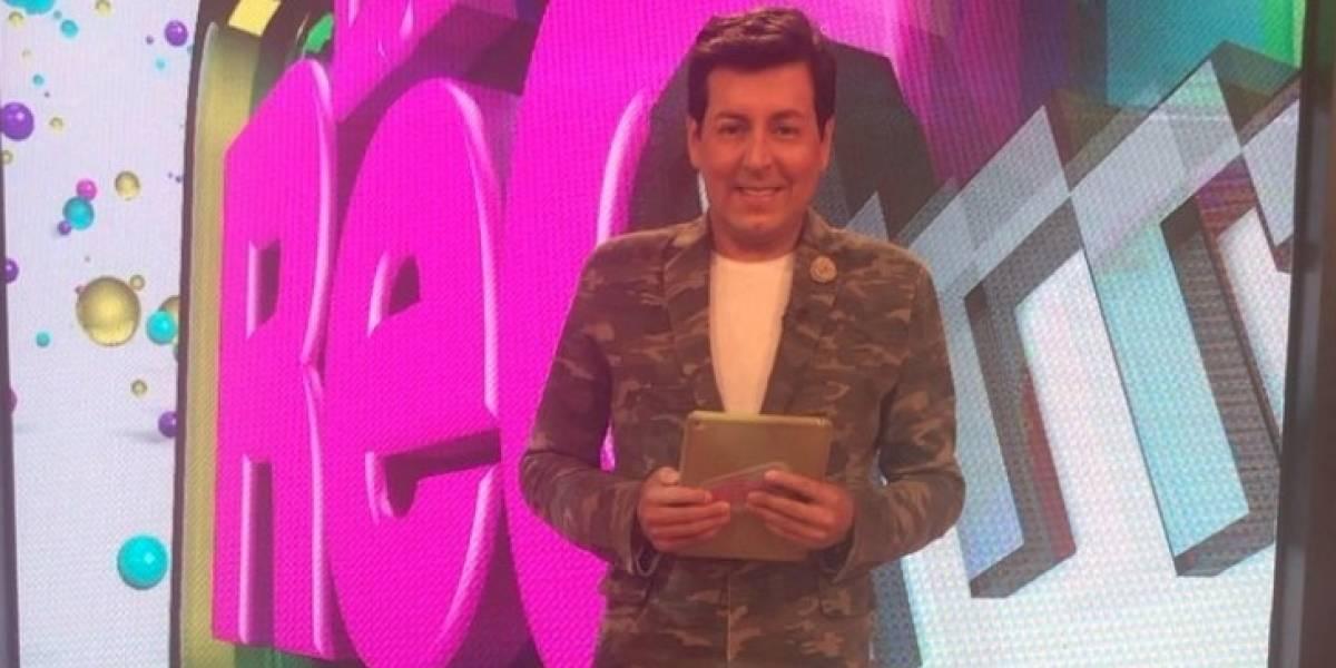 El nuevo papel de Juan Carlos Giraldo y muchos más cambios en el programa de 'La Red'