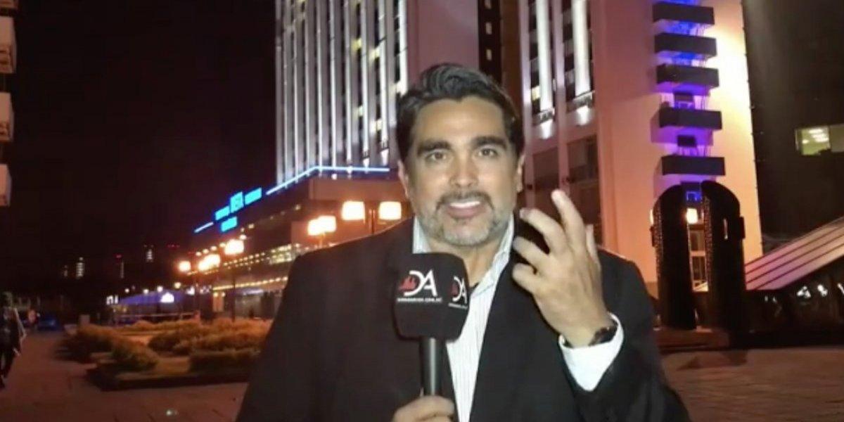 Diego Arcos se pronuncia sobre la seguridad en Guayaquil
