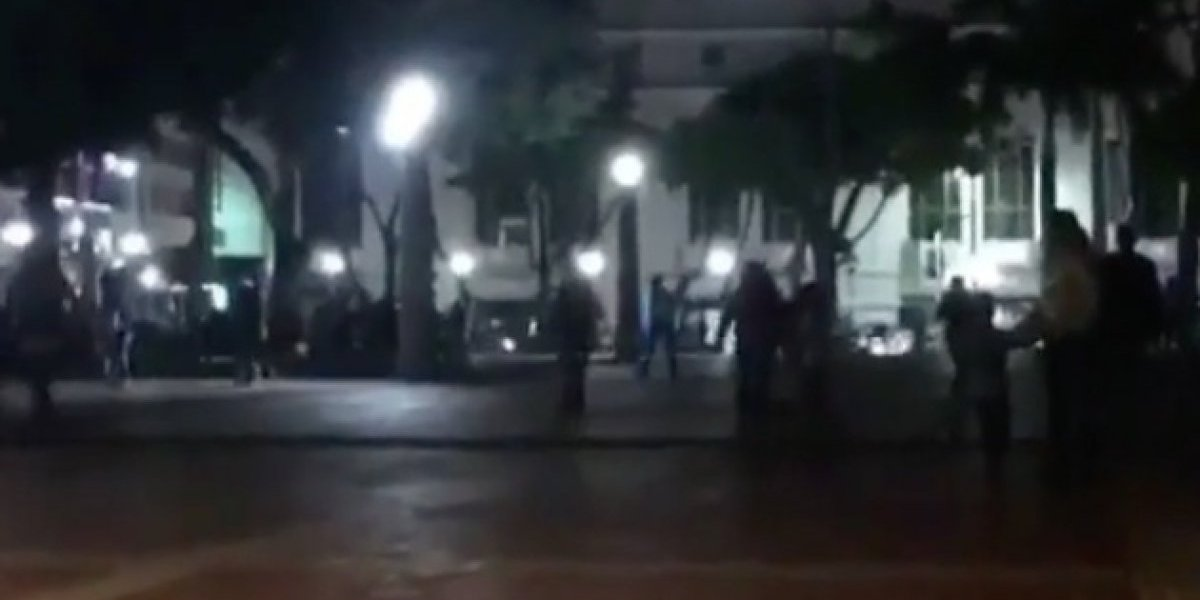 Guayaquil: Visitantes y turistas aterrorizados en el malecón 2000 tras presunta balacera