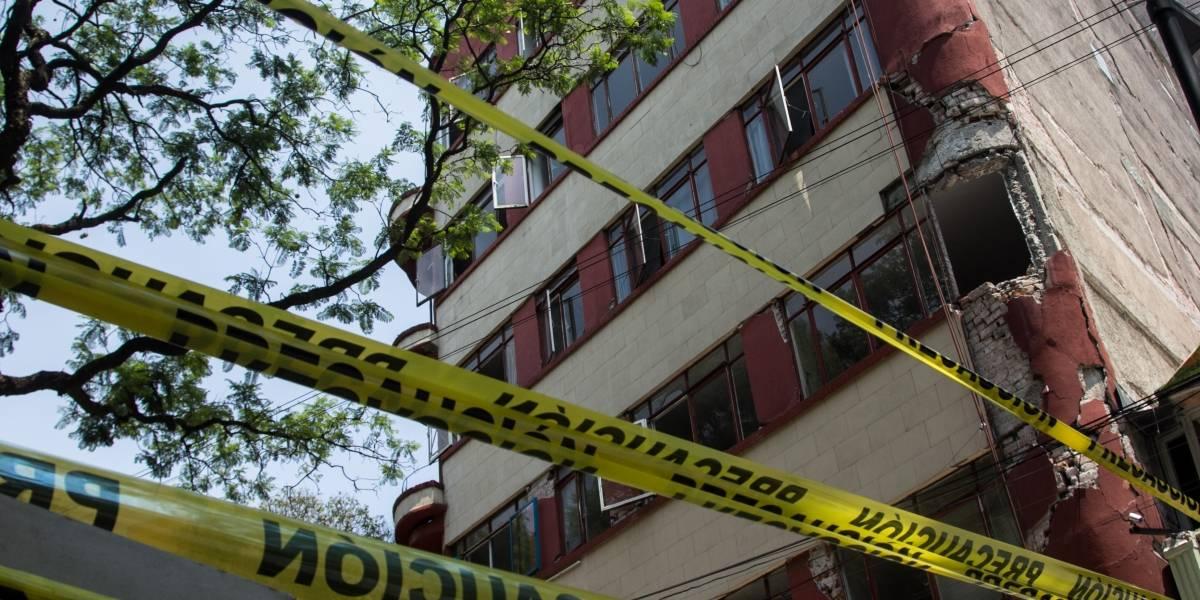 Universitarios revisaron mil edificios tras 19-S