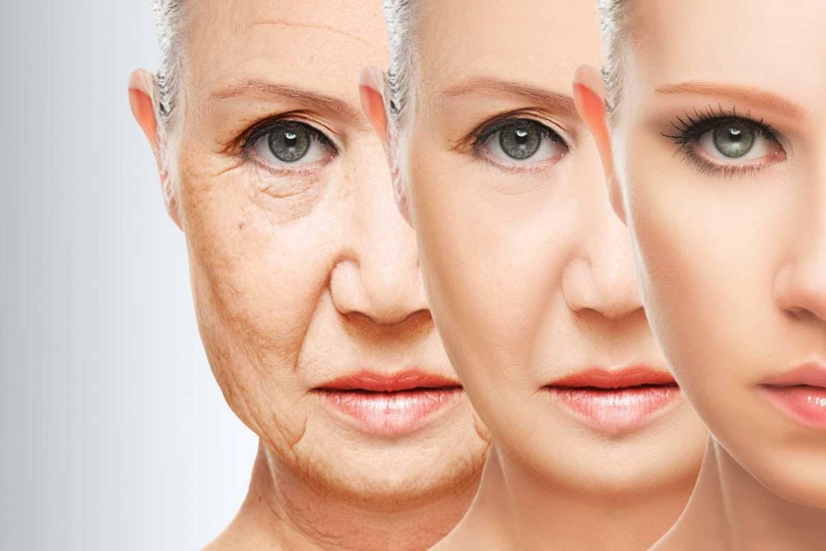 Resultado de imagen para envejecimiento mujeres
