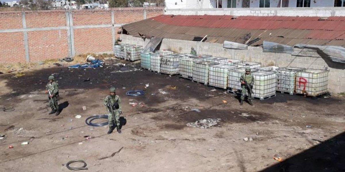 PGR vincula a proceso a huachicoleros en Durango