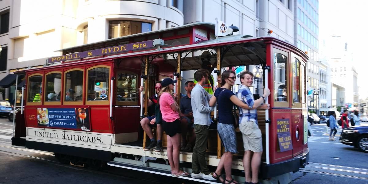 Tranvías en San Francisco: Cuando la tecnología de punta convive con la patrimonial