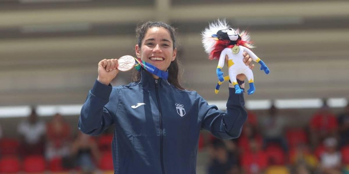 Histórica medalla de bronce para Guatemala en ciclismo de BMX