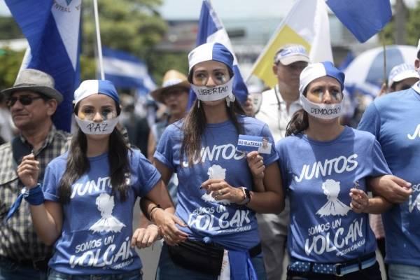 Peregrinación Nicaragua