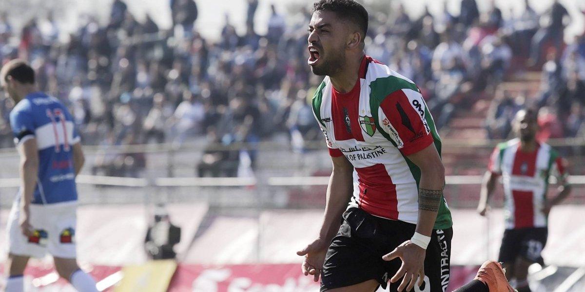 Minuto a minuto: Palestino está venciendo y dominando con su buen juego a la UC en La Cisterna