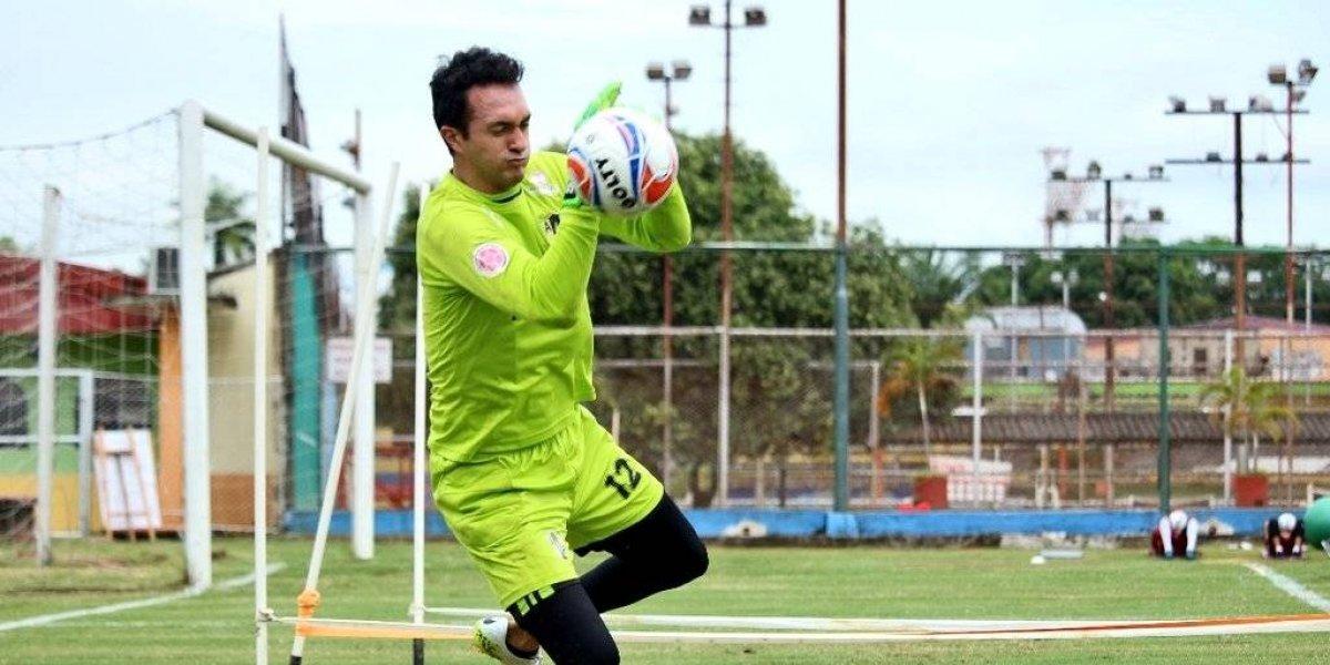 Ricardo Jerez, el único legionario de Guatemala para amistoso ante El Salvador