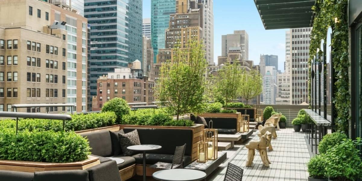 Dos rooftops que debes visitar en New York
