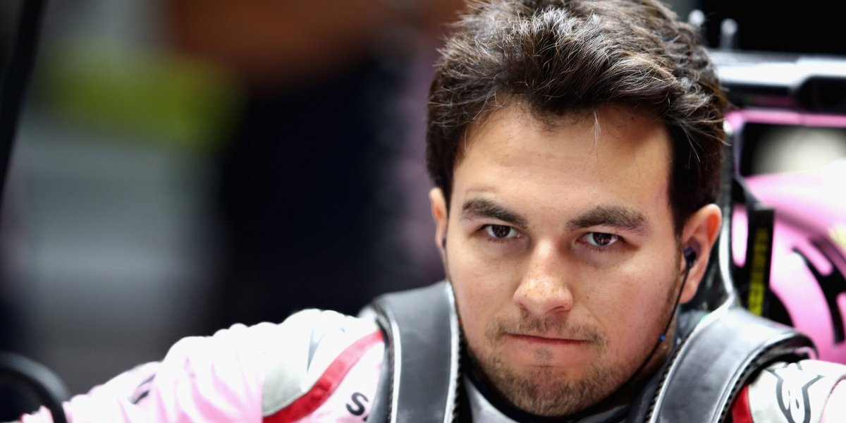 'Checo' Pérez demanda a Force India